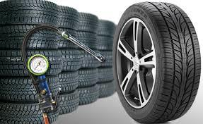 Какое давление должно быть в шинах автомобиля?