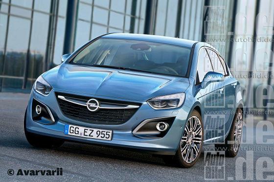 Новая Opel Astra 2016 (фото, видео).