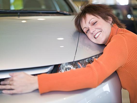 Оформление автомобиля при покупке.