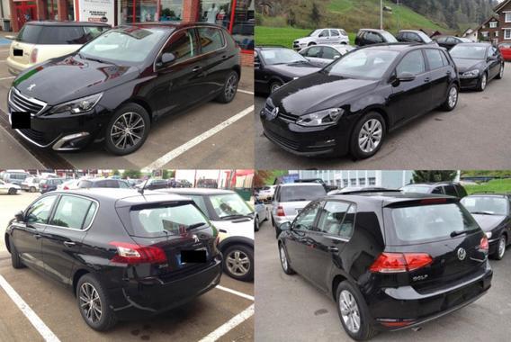 Объективное сравнение Пежо 308 2014 года vs VW Golf 7