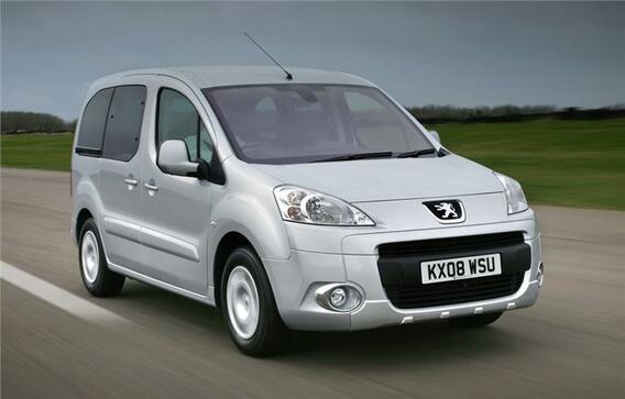 Peugeot Partner (отзывы владельцев, фото и видео).