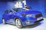 Новый Ford Focus 4 2015 года (фото и видео) на Женевском автосалоне.
