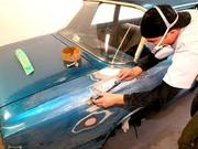 Как правильно самому покрасить автомобиль?