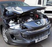 Кузовной ремонт Пежо 308