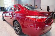 Обновленная Toyota Camry 2015 (фото, видео).